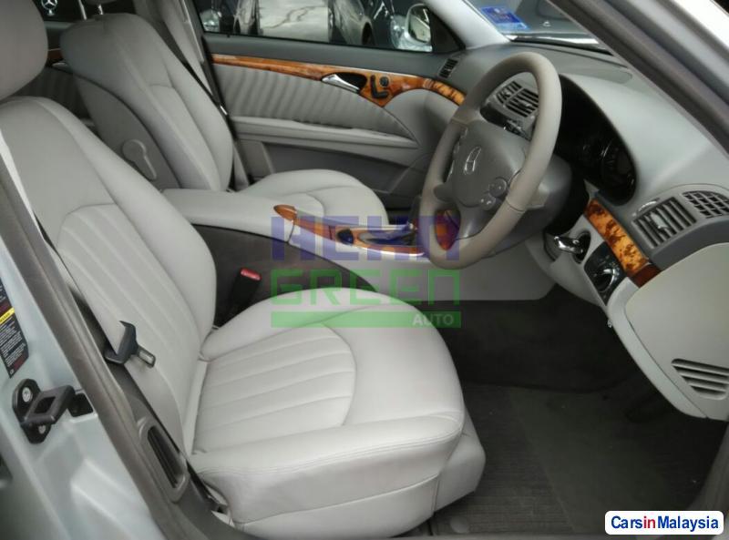 Mercedes Benz E200K Automatic 2007 in Malaysia - image
