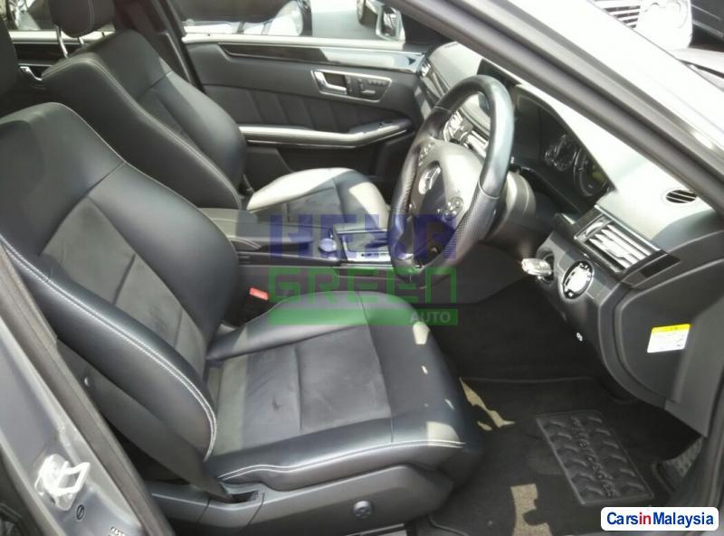 Mercedes Benz E250 Automatic 2010 in Malaysia - image
