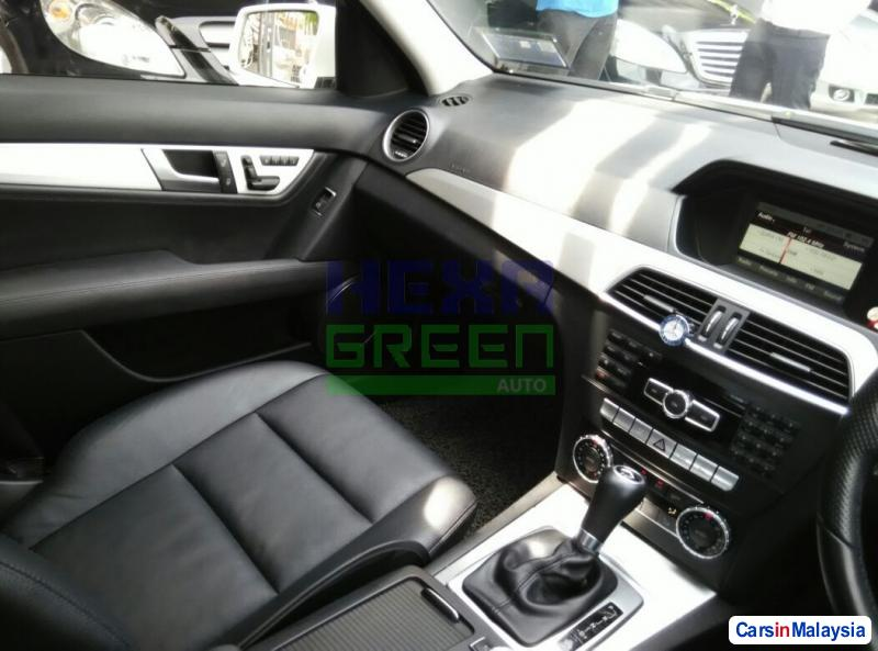 Mercedes Benz C-Class Automatic 2014 in Malaysia - image