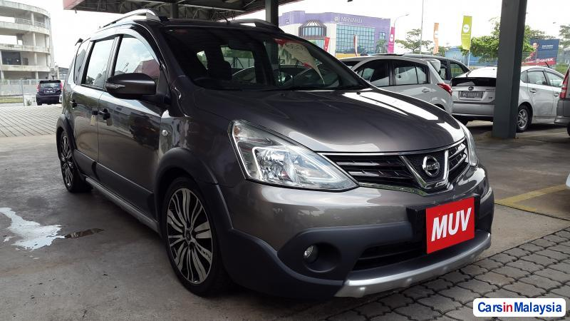 Picture of Nissan Livina X-Gear Automatic 2014