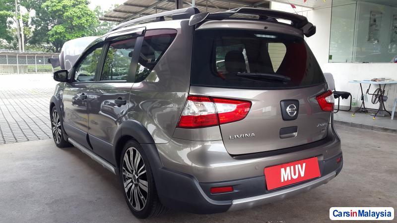 Nissan Livina X-Gear Automatic 2014