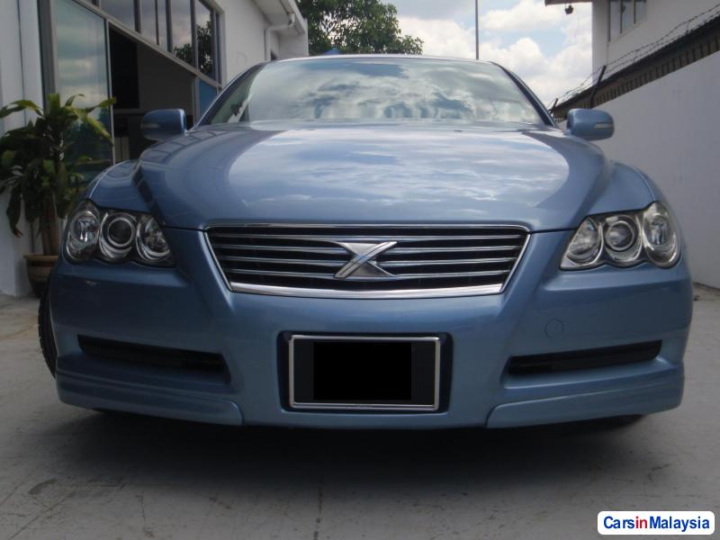 Picture of Toyota Mark X 2006