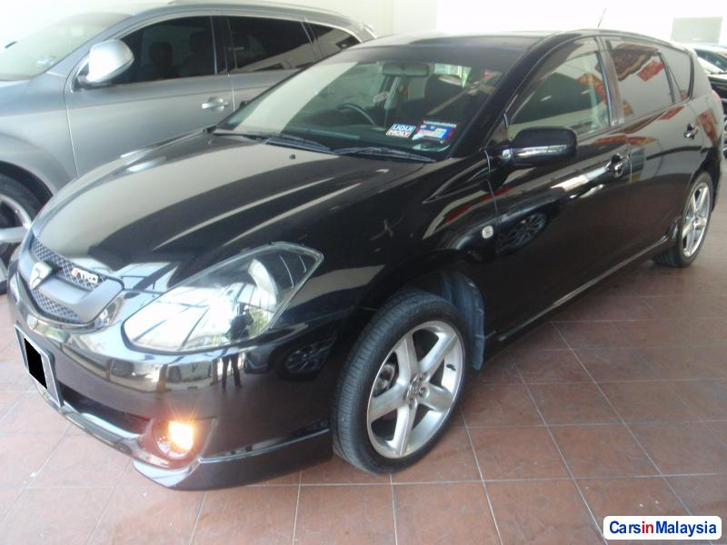 Picture of Toyota Caldina 2011