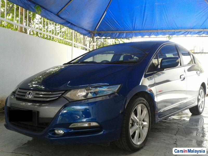 Picture of Honda Insight 2011