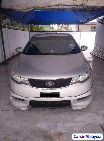 Pictures of Kia Forte 2010