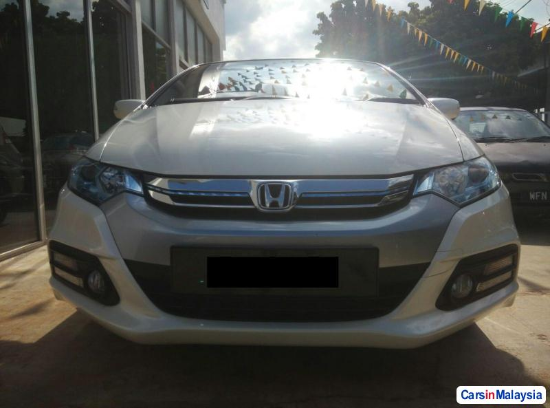 Picture of Honda Insight 2012