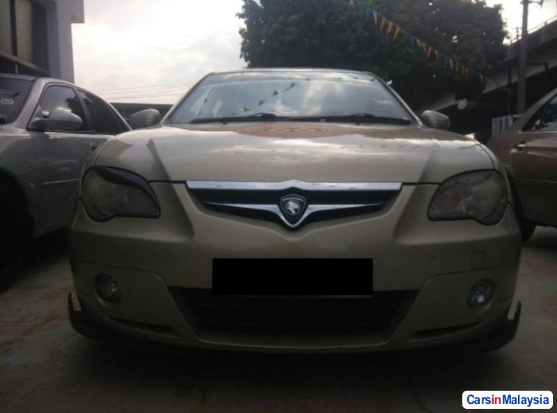 Pictures of Proton Persona 2008