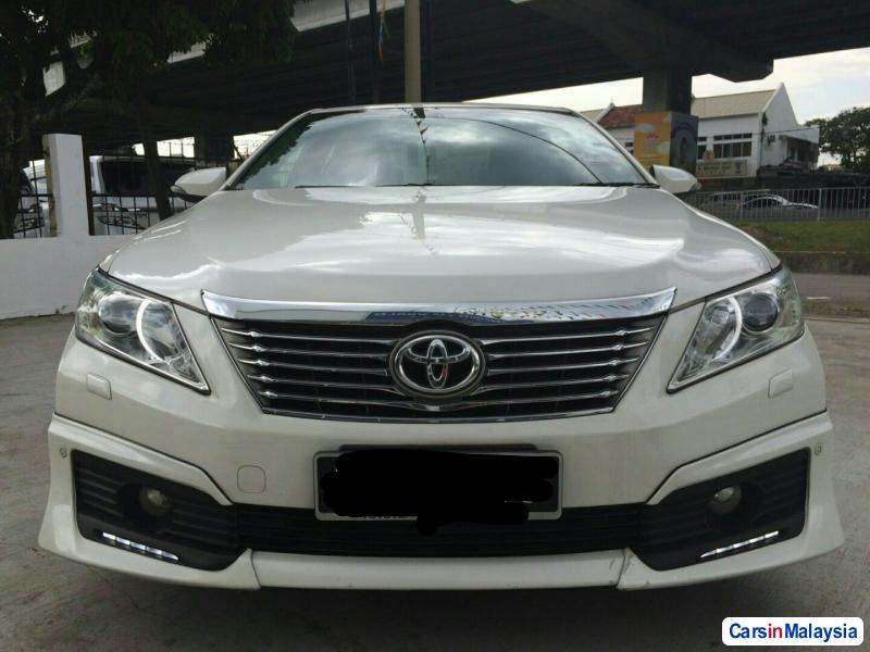 Pictures of Toyota Camry 2012