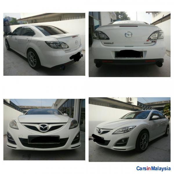 Picture of Mazda 6 Automatic 2010