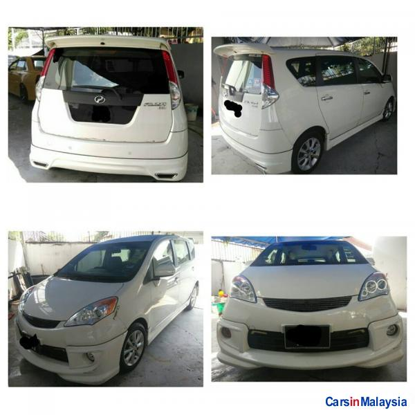Picture of Perodua Alza 2010