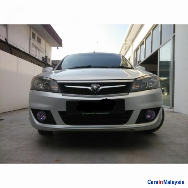 Picture of Proton Saga Manual 2011
