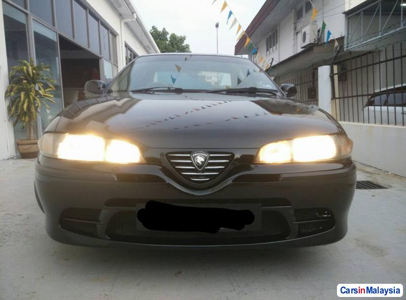 Picture of Proton Perdana Automatic 2009