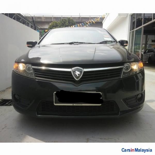 Picture of Proton Preve Automatic 2013