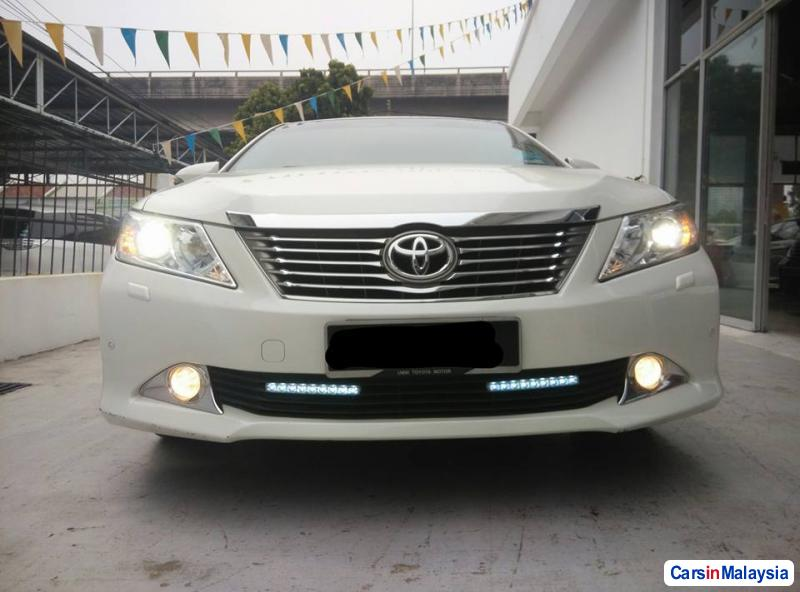Picture of Toyota Camry Automatic 2012