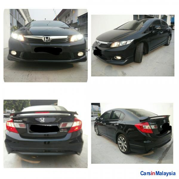 Picture of Honda Civic Automatic 2013