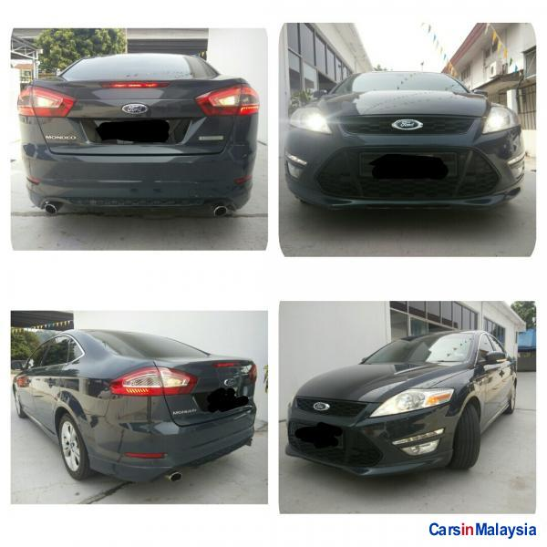 Pictures of Ford Mondeo Automatic 2012