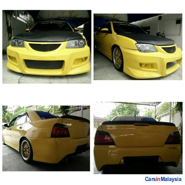 Pictures of Proton Waja 2002