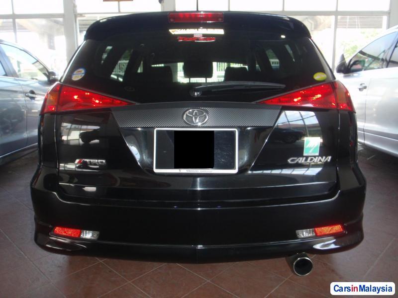 Toyota Caldina 2011 in Kuala Lumpur