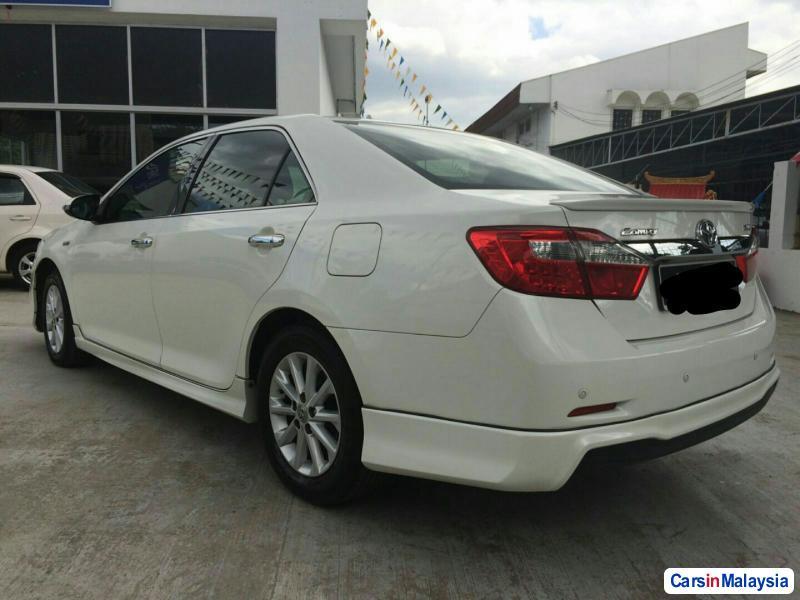 Toyota Camry 2012 in Kuala Lumpur