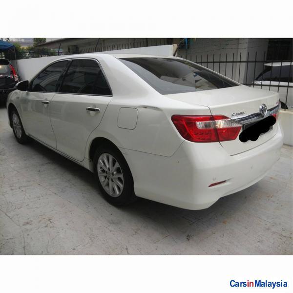 Toyota Camry Automatic 2012 in Kuala Lumpur