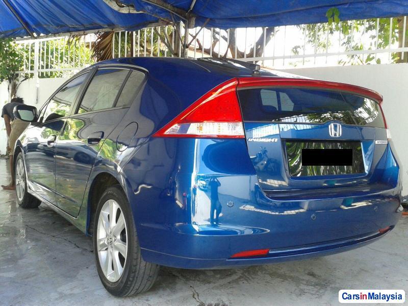 Honda Insight 2011 in Malaysia