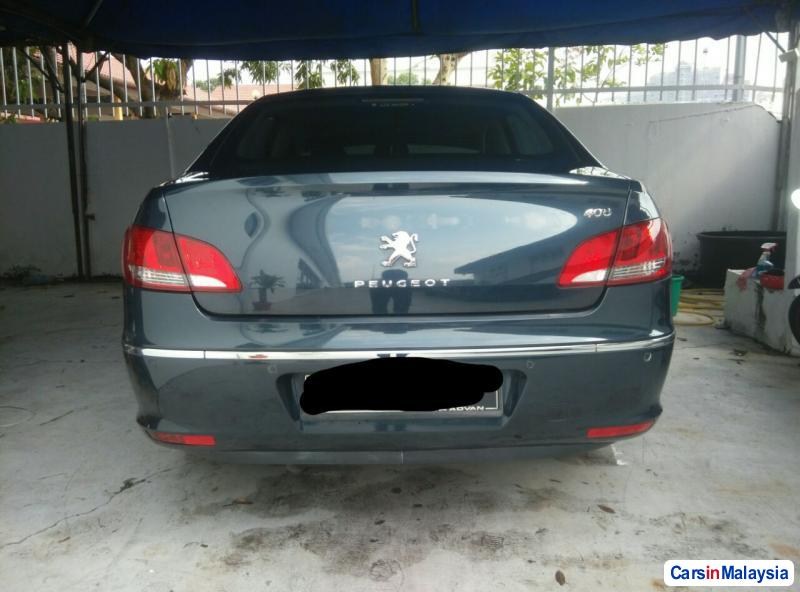Peugeot 408 Automatic 2012 in Malaysia