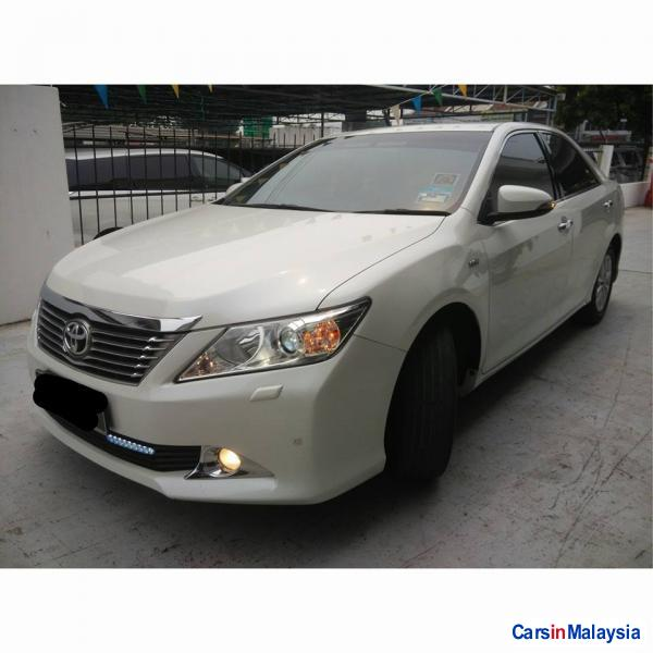 Toyota Camry Automatic 2012 in Malaysia