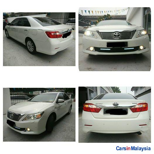 Picture of Toyota Camry Automatic 2012 in Kuala Lumpur