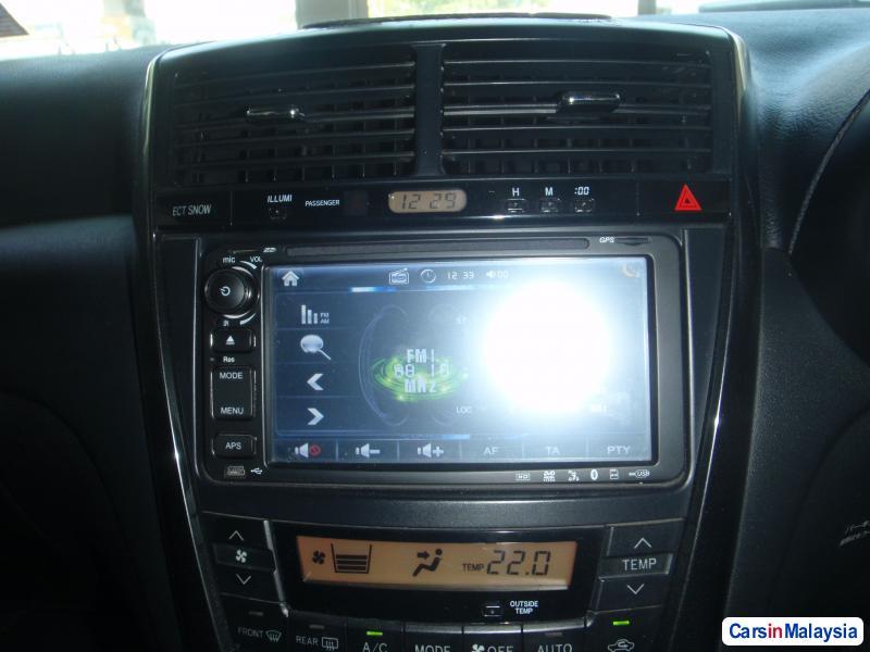 Picture of Toyota Caldina 2011 in Malaysia