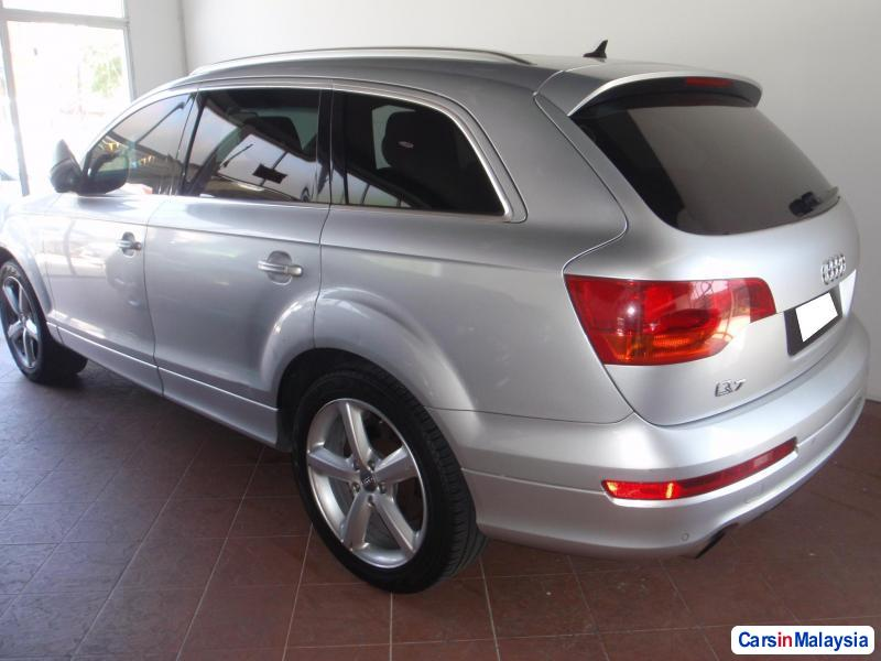 Picture of Audi Q7 2010 in Malaysia