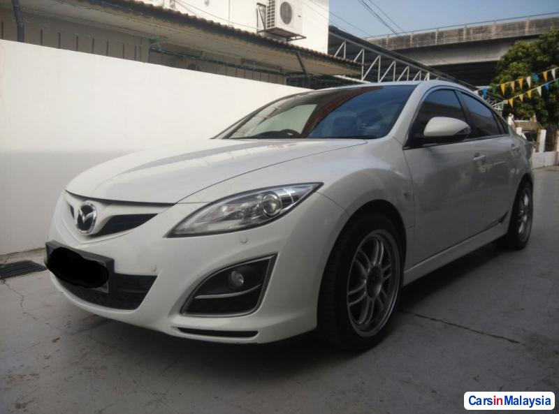 Picture of Mazda 6 Automatic 2010 in Malaysia