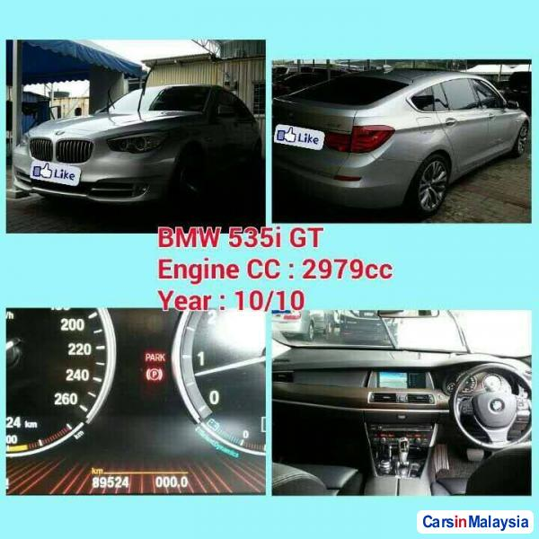 Picture of BMW 5 Series Automatic 2010