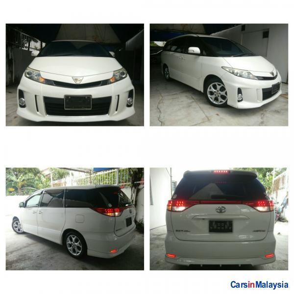 Pictures of Toyota Estima Automatic 2009