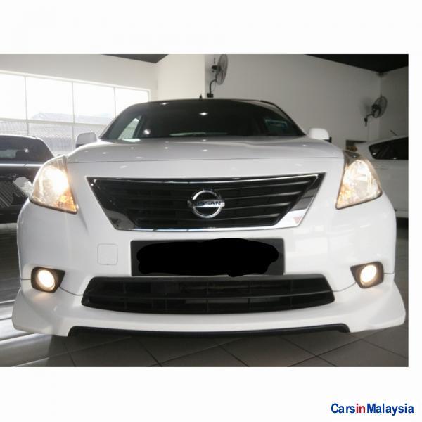 Nissan Almera Automatic 2013