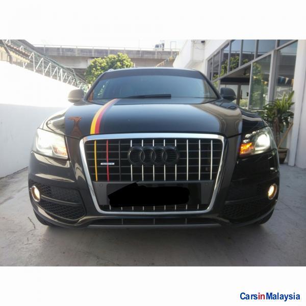 Audi Q5 Automatic 2011