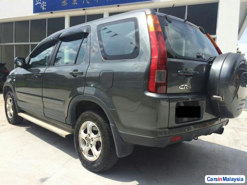 Picture of Honda CR-V Automatic 2004 in Malaysia