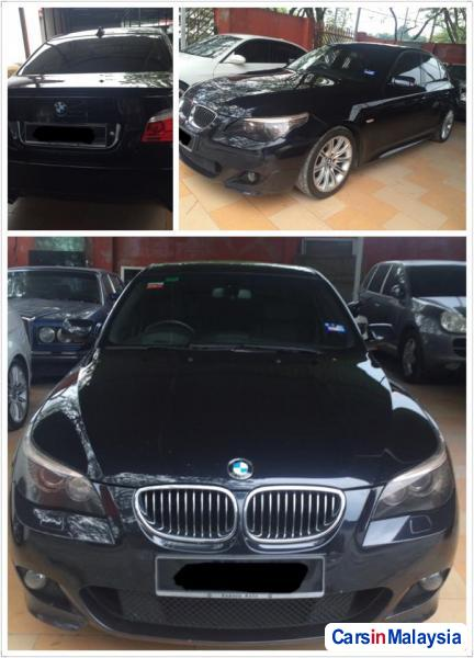 Pictures of BMW 5 Series Automatic 2009
