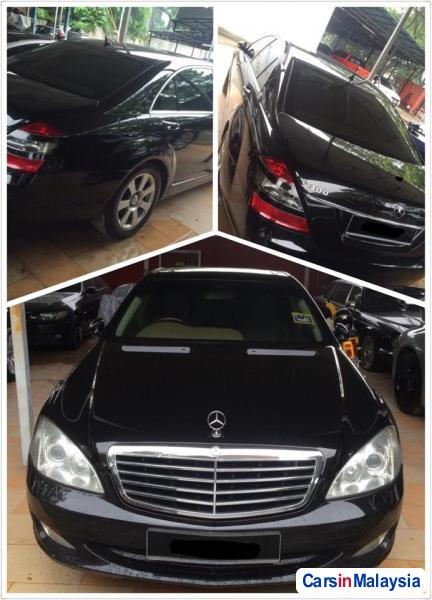 Picture of Mercedes Benz S300L Automatic 2007
