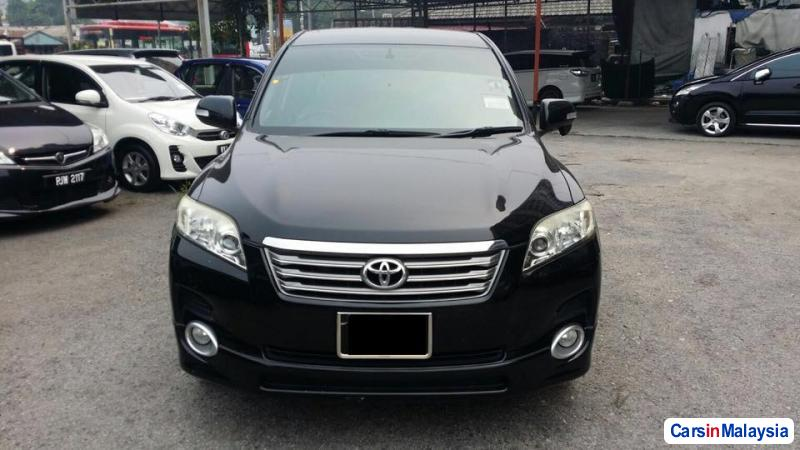 Toyota Vanguard Automatic 2013 in Kuala Lumpur