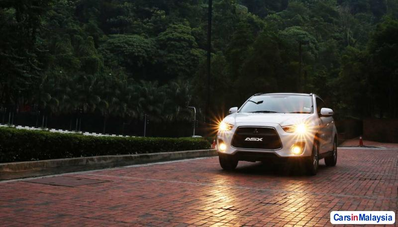 Picture of Mitsubishi ASX Automatic in Selangor
