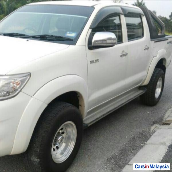 Toyota Hilux Automatic 2007