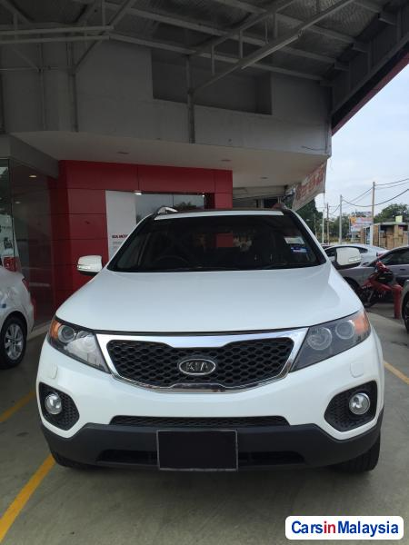 Picture of Kia Sorento Automatic 2012
