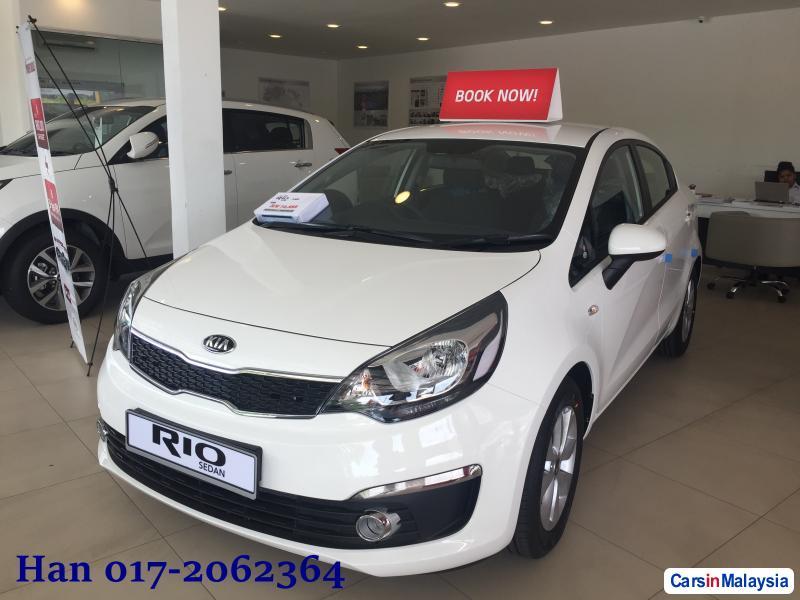 Picture of Kia Rio Automatic