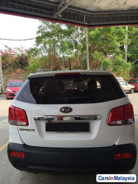 Picture of Kia Sorento Automatic 2012 in Selangor