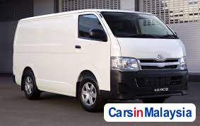 Picture of Toyota Hiace Manual