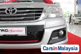 Toyota Hilux Automatic in Kuala Lumpur