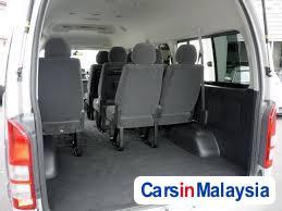 Toyota Hiace Manual in Kuala Lumpur