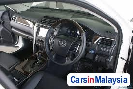 Toyota Camry Automatic in Malaysia