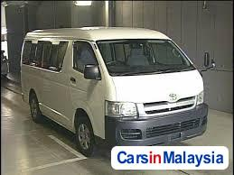 Toyota Hiace Manual in Malaysia