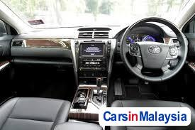 Picture of Toyota Camry Automatic in Kuala Lumpur
